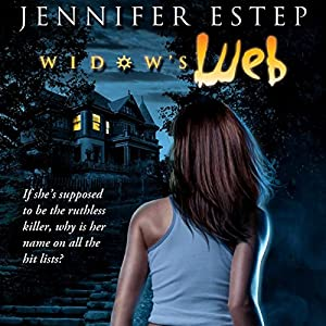 Widow's Web Audiobook