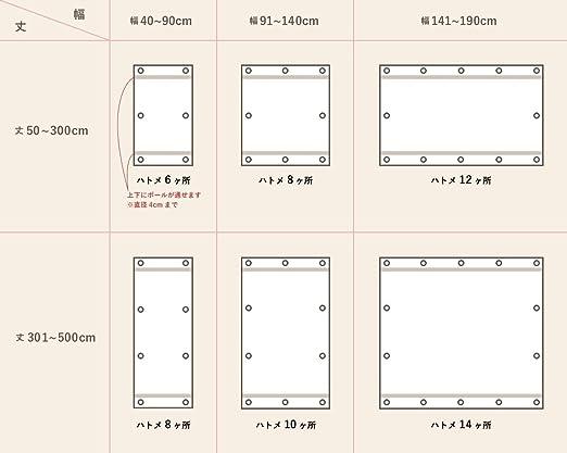 1枚 サンシェード 【サイズ:幅100×丈100cm】 (グリーン) 日よけ オーダー オーニング *ダンテ2 SRODサンシェード