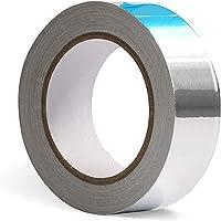 Xinlie Aluminium tape, hittebestendig, aluminiumtape, aluminiumtape, zelfklevend, aluminiumtape, voor afdichten of…