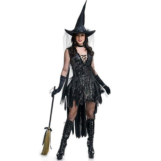 Ambiguity Disfraz de Halloween Mujer Traje de Halloween Halloween ...