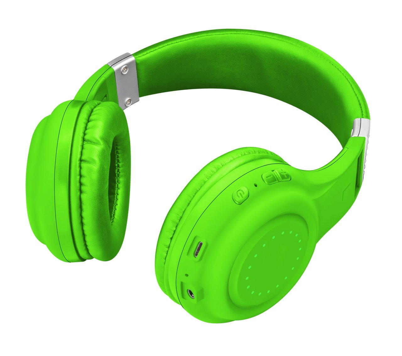 Trust Urban Dura - Auriculares inalámbricos con tecnología Bluetooth, para Llamadas telefónicas y música, Color Verde: Amazon.es: Informática
