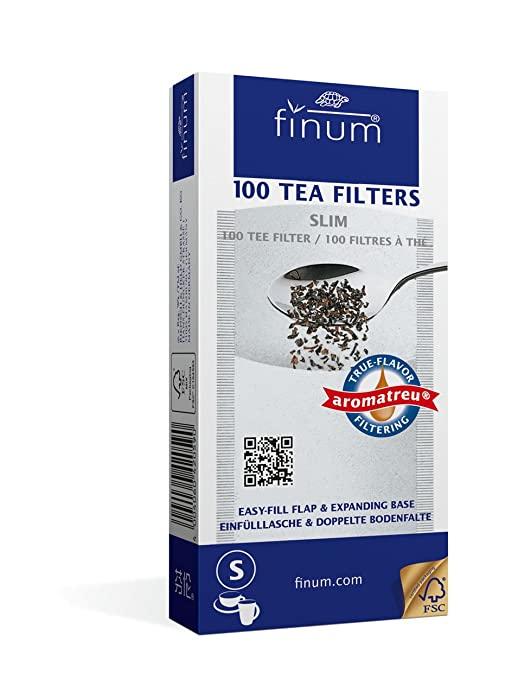 Amazon.com: Finum - Bolsas de papel desechables para filtro ...