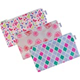 Cloth Snack Bags - Set of 3 - Yummi Pouch (Fab)