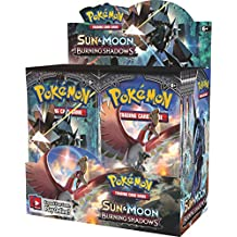 Pokemon TCG 81230 Sun & Moon Burning Shadows 36-Pack Booster Box