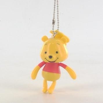 Winnie Pooh Disney Winnie Figura Llavero: Amazon.es ...
