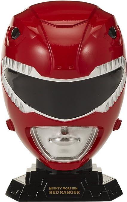 Nuovo Giocattolo Bandai Power Rangers Auto Morphing Rosso Legacy Collezione