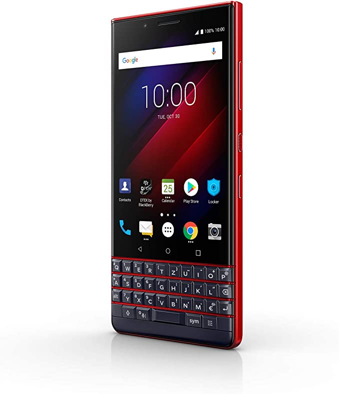 BlackBerry KEY2 LE - Teléfono móvil, con 4 GB RAM + 64 GB de ...