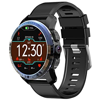 Smartwatch Reloj Inteligente con Cámara Ranura de Tarjeta SIM ...