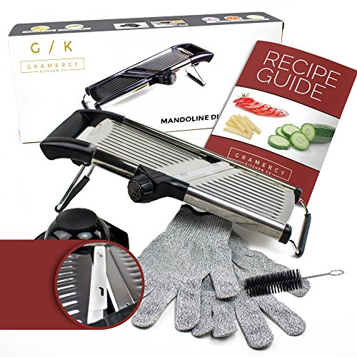 steel food slicer - 1