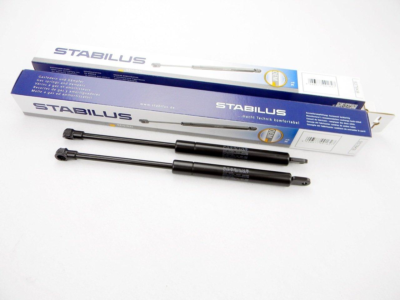 2x STABILUS LIFT-O-MAT LIFTER GASFEDER KOFFERRAUM VORNE PORSCHE 911 964 9378KB