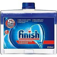 Finish Liquid Dishwasher Cleaner, 250ml