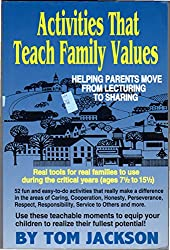 Activities That Teach Family Values
