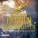 Die gefesselte Göttin (Drachenelfen 3) Audiobook by Bernhard Hennen Narrated by Detlef Bierstedt