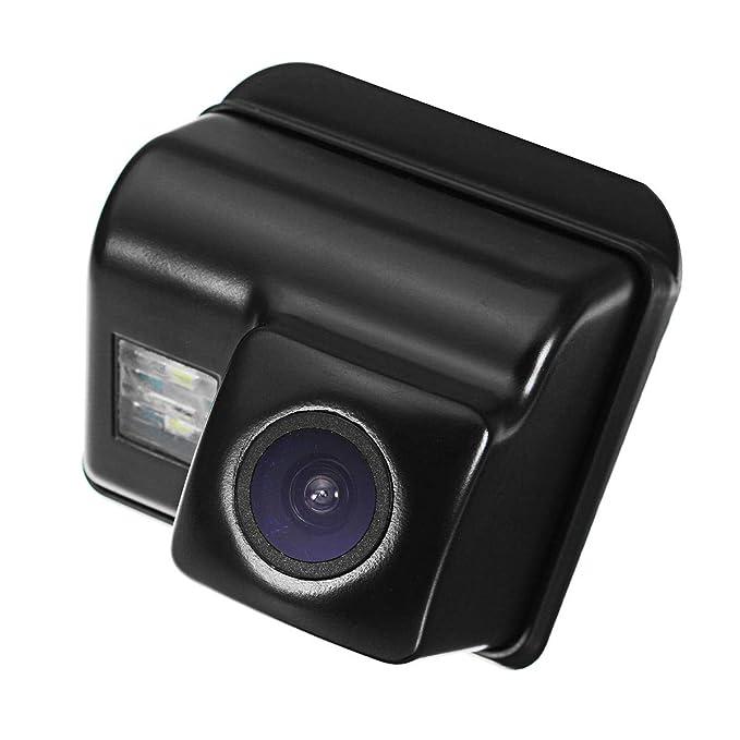 Navinio Car Front View Logo Embeded Camera for Mazda Series Mazda 2//3//5//6 CX-7 CX-9 MX-5 MPV R8 with CCD Waterproof IP67 Wide Degree Navinio Inc