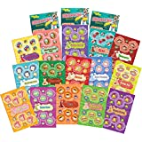 Just For Laughs Dr. Stinky's Scratch N Sniff Stickers 15-Pack 405 Stickers (Series 4)