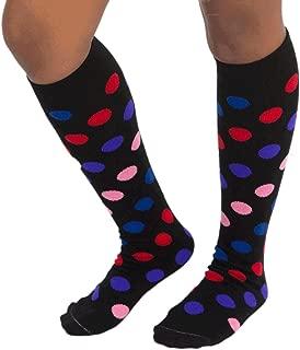product image for Chrissy's Socks Women's Polka Dot Knee High Socks