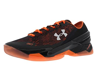 333af0fa6912 Under Armour Curry 2 Low Basketball Shoe Black Tog-White 9.5 D(M) US  Buy  Online at Low Prices in India - Amazon.in