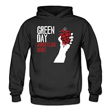 Women's Green Day American Idiot Live Preview Hoodie at Amazon ...