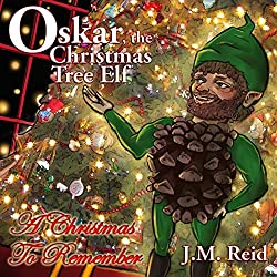 Oskar, the Christmas Tree Elf