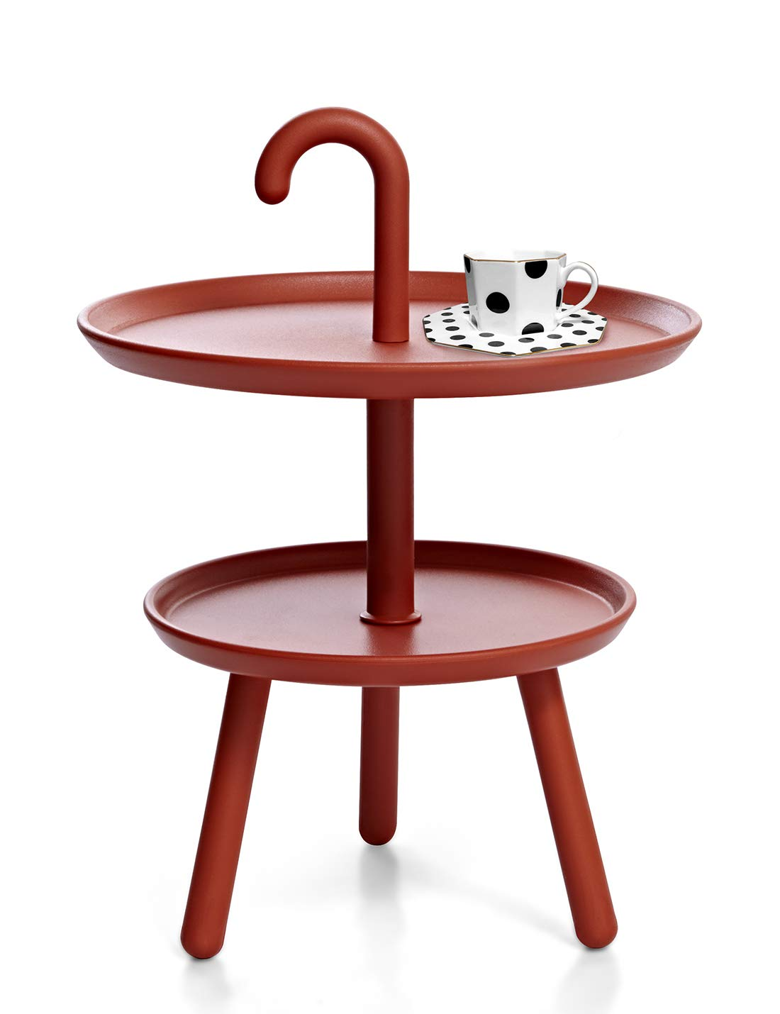 Suhu Table Basse Petite Ronde De Jardin Table Dappoint Plastique