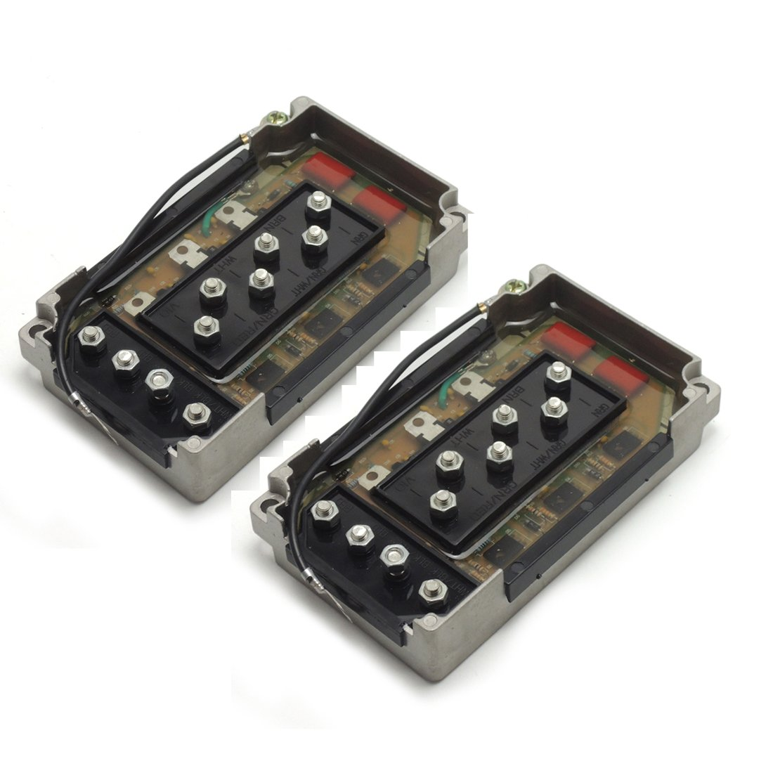 CDI Switch Box 2pcs for 50-275 HP Mercury Outboard Motor Power Pack 332-7778
