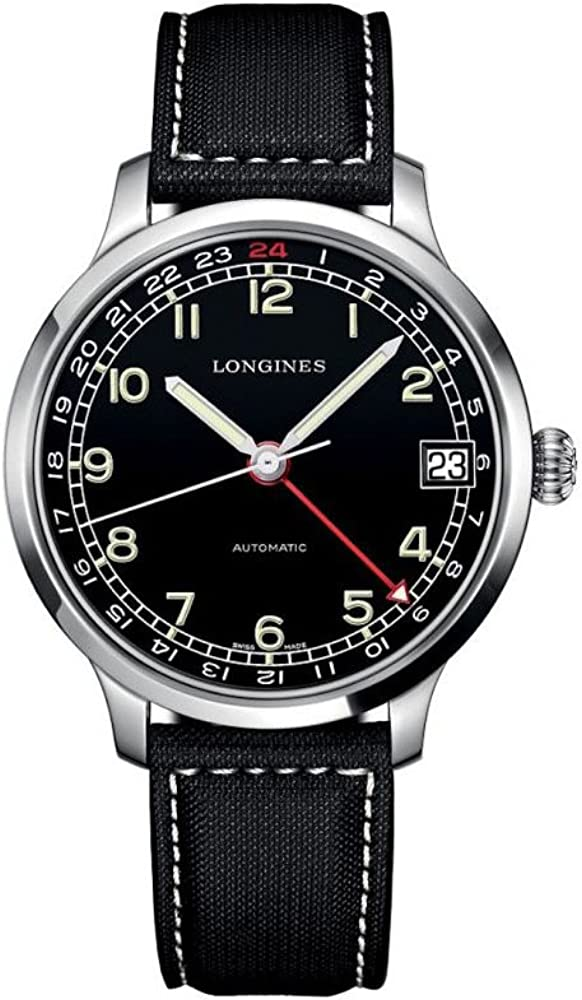 Longines Heritage Military 1938 Automatic Men s Watch L2.789.4.53.0