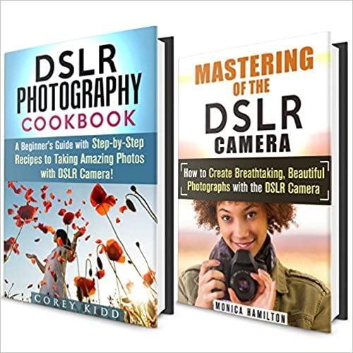Ilmaiset online-kirjat ladattavien tiedostojen lukemiseen Photography Box Set: Beginner's Guides with Step-by-Step Recipes to Taking Breathtaking Photos with DSLR Camera! IMAGES INCLUDED (DSLR Photography Guide for Beginner's) PDF RTF
