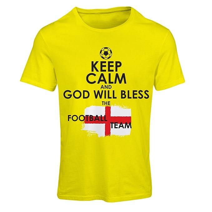 Camiseta mujer El equipo del Fútbol de Inglaterra, Copa del mundo Rusia 2018 - Admirador