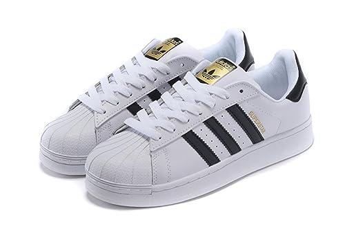 Famous Adidas Women Men Originals Superstar Foundation Shoes