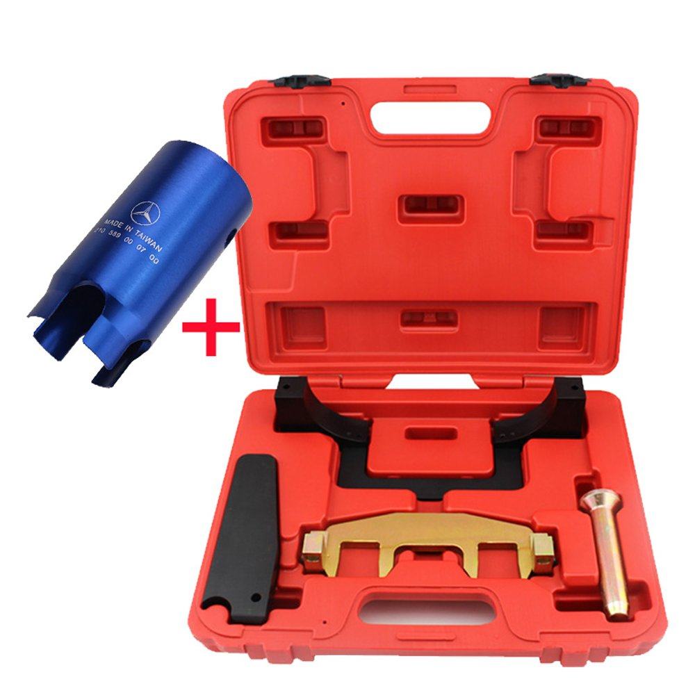DPL Engine Camshaft Timing Tool With Ignition Lock Remover For Mercedes Benz M271 C200 E260 C180 1.8L Chain Driven Camshaft by DPL TOOLS (Image #3)