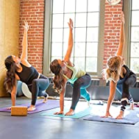 Jade Fusion 68-inch Yoga Mat