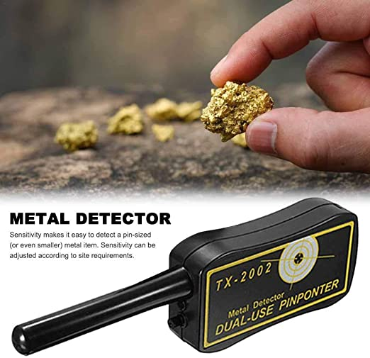 AOLVO Mini Detector de Metal, Resistente al Agua, de Alta ...