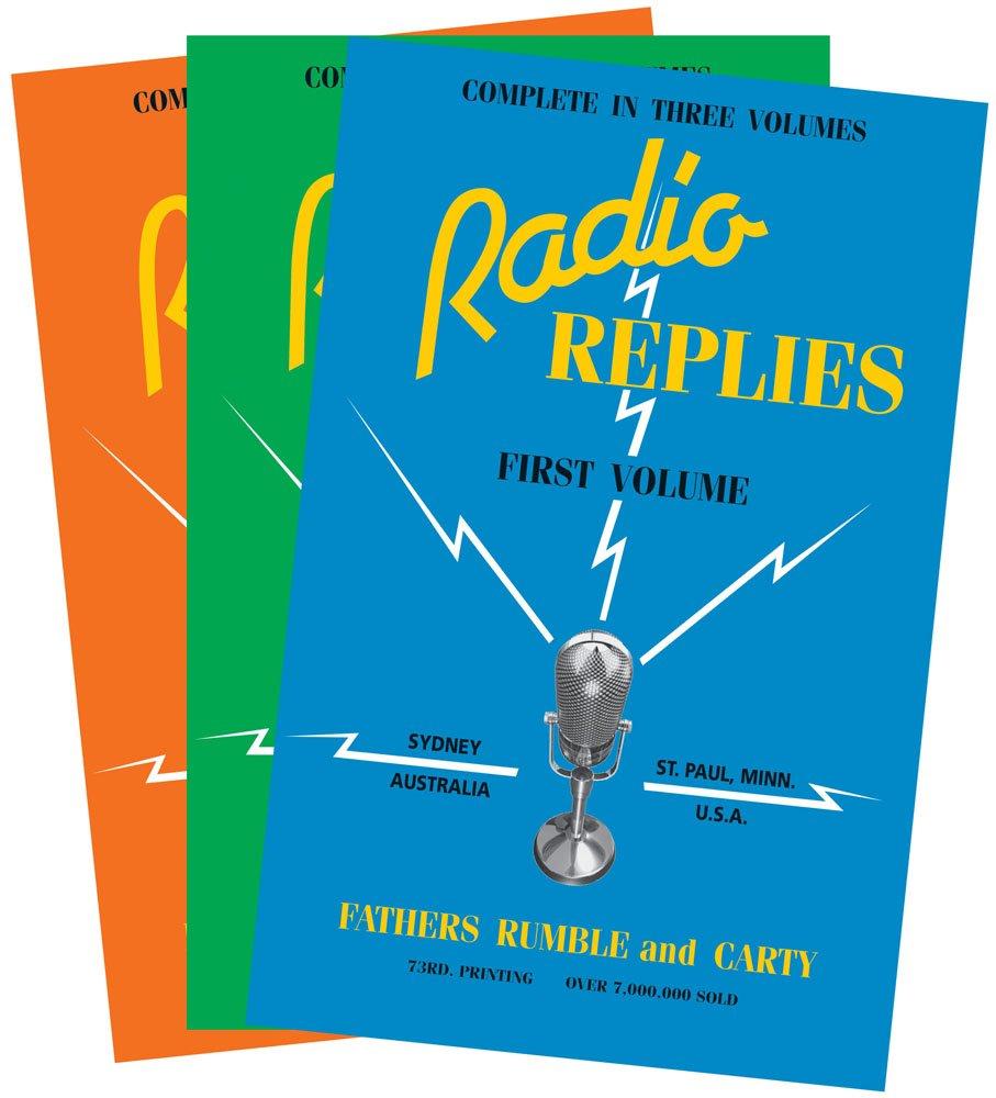 Radio Replies: Three Volume Set