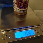 Báscula de Cocina Digital Balanza de Cocina 3Kg/0.1g Báscula ...