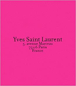 Amazon Fr Yves Saint Laurent 5 Avenue Marceau 75116 Paris