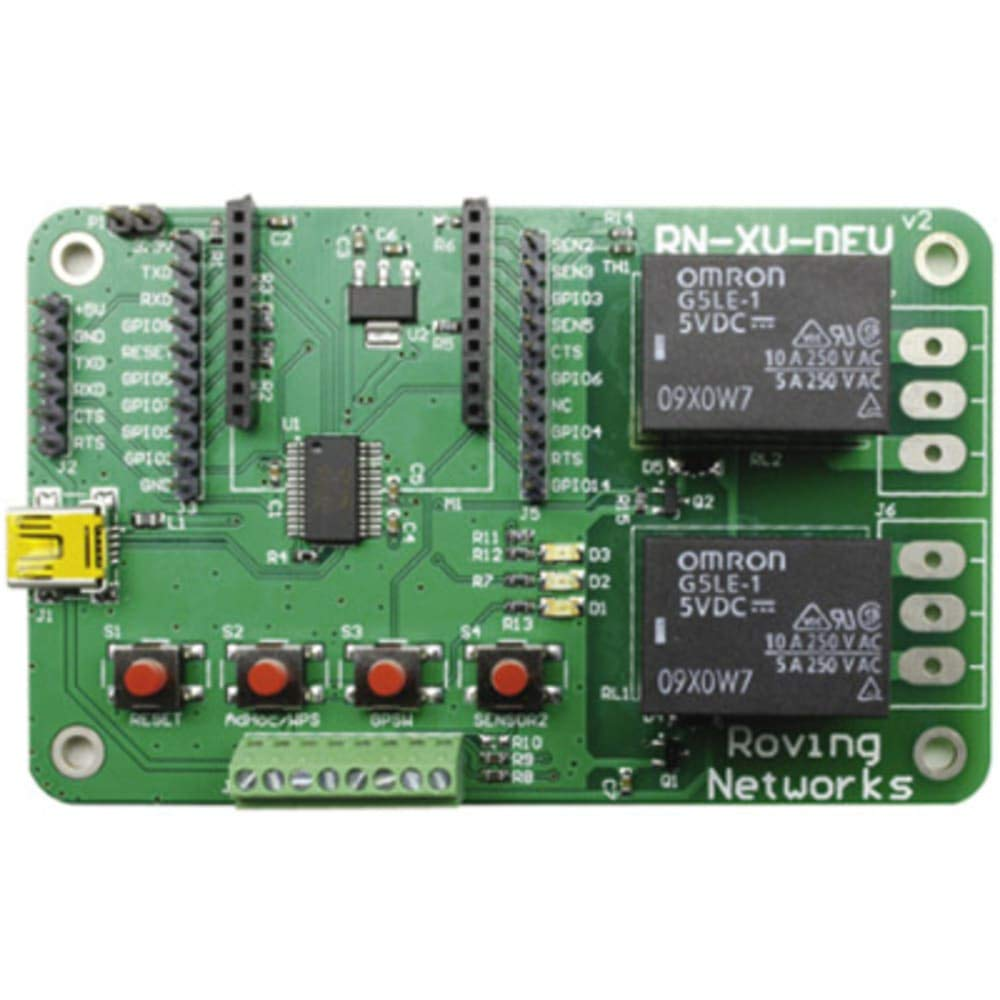WiFi RN-171-XV Relay Evaluation Kit