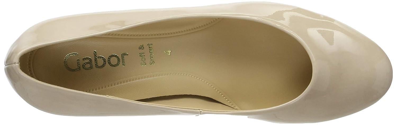 Gabor Nesta Womens Leather Dress Court Shoes