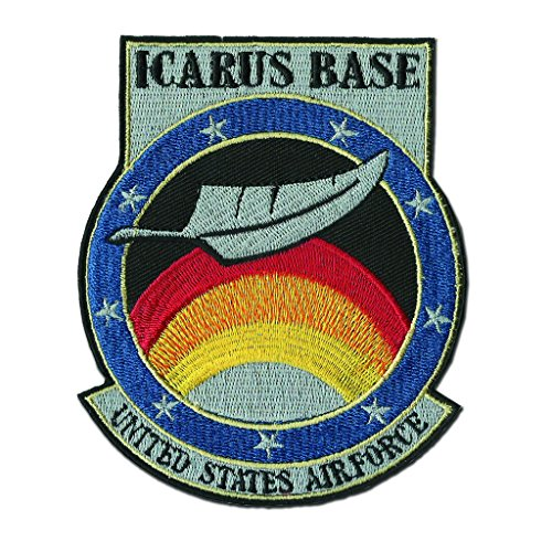 Stargate Universe, Icarus Base Cap Patch State Air Force SG-1 3.5