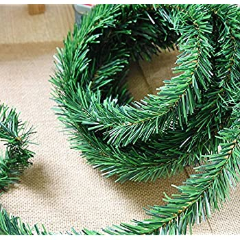 Amazon.com: Northlight 6554818 Unlit Canadian Pine Artificial ...