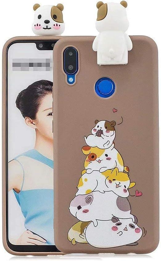 Amazon.com: FlipBird for Huawei P20 Lite Case for Girls/Boys ...