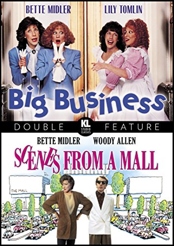 Big Business / Scenes from a Mall (Bette Midler Double - Allen Stores Mall
