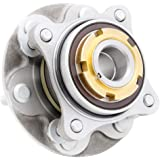 [1-Pack] 950-004 Front Wheel Hub and Bearing Assembly Compatible With [Toyota] 2005-2015 Tacoma Pre Runner, 2016-2019…