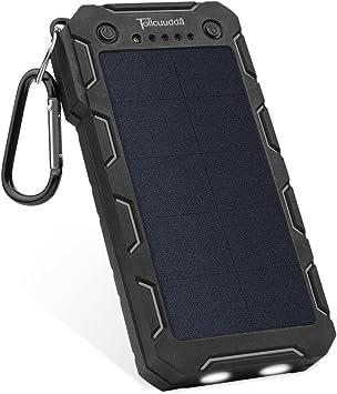 Tollcuudda Cargadores Solares 15000mah Batería Externa Cargadores ...