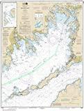 NOAA Chart 13230 Buzzards Bay; Quicks Hole: 45.42'' X 34.23'' Paper Chart By MapHouse