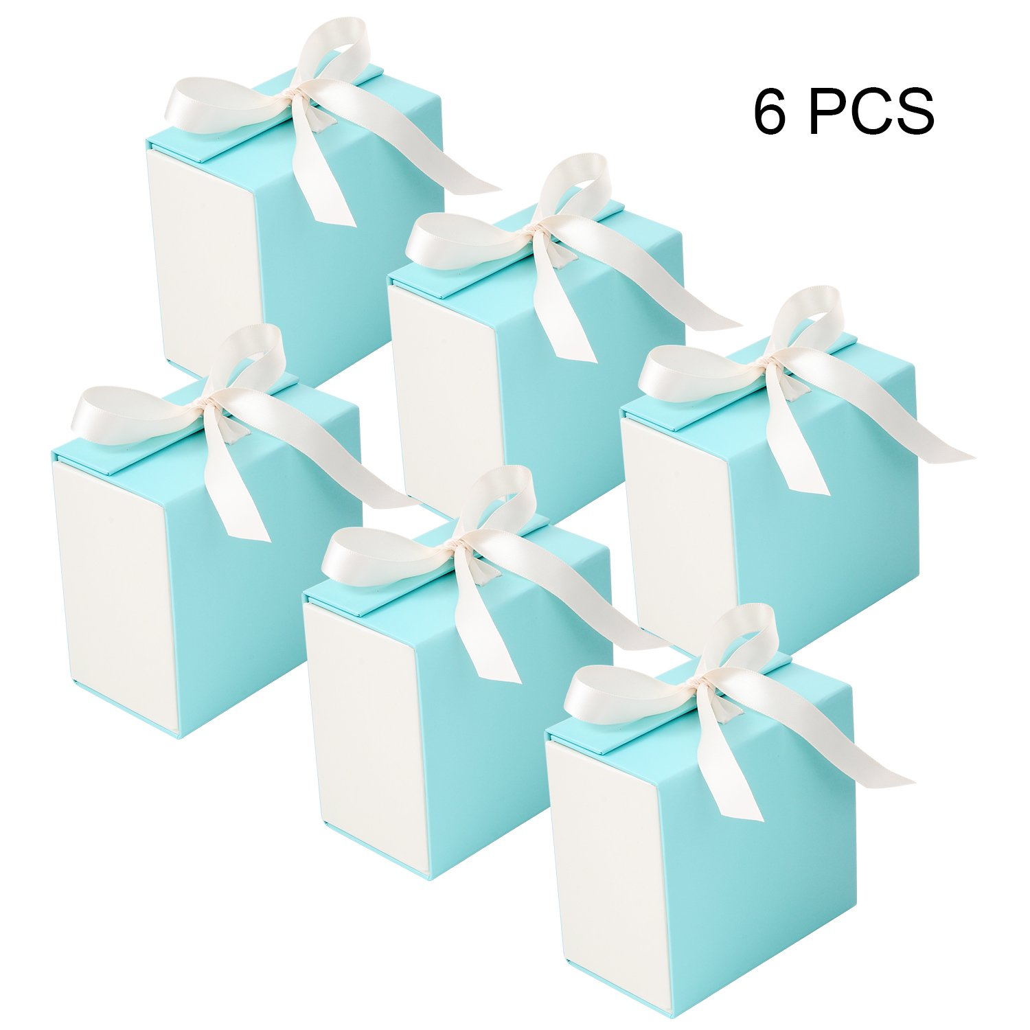 Amazon.com: Gift Boxes, Bezgar Gift Bags Party Favor Gift Wrapping ...