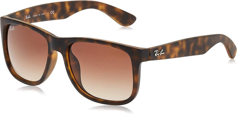 Ray-Ban Justin RB4165 Non-Polarized, Gafas de sol Unisex: Amazon.es: Ropa y accesorios
