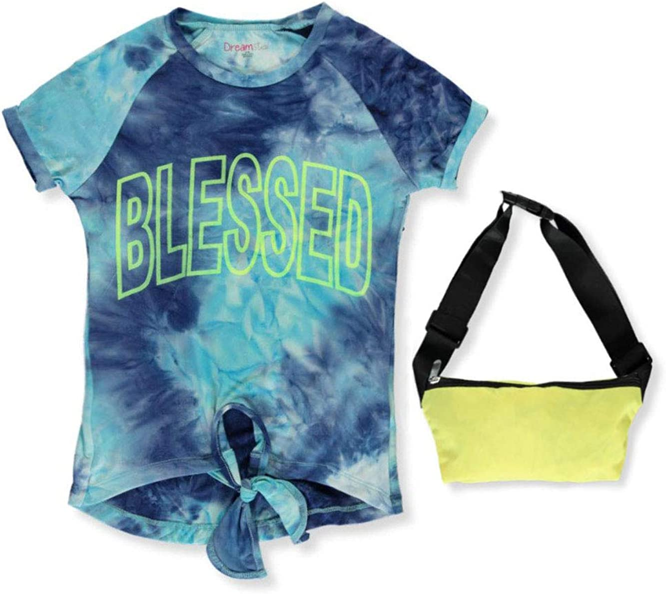 Dreamstar Girls T-Shirt with Fanny Pack