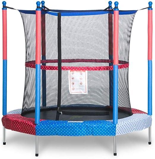 Trampolines de interior Cama elástica para niños en el trampolín ...