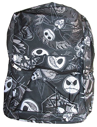 Disney Nightmare Before Christmas Jack Skellington Large 16 in (Black)