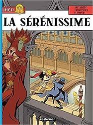Jhen, Tome 11 : La Sérénissime